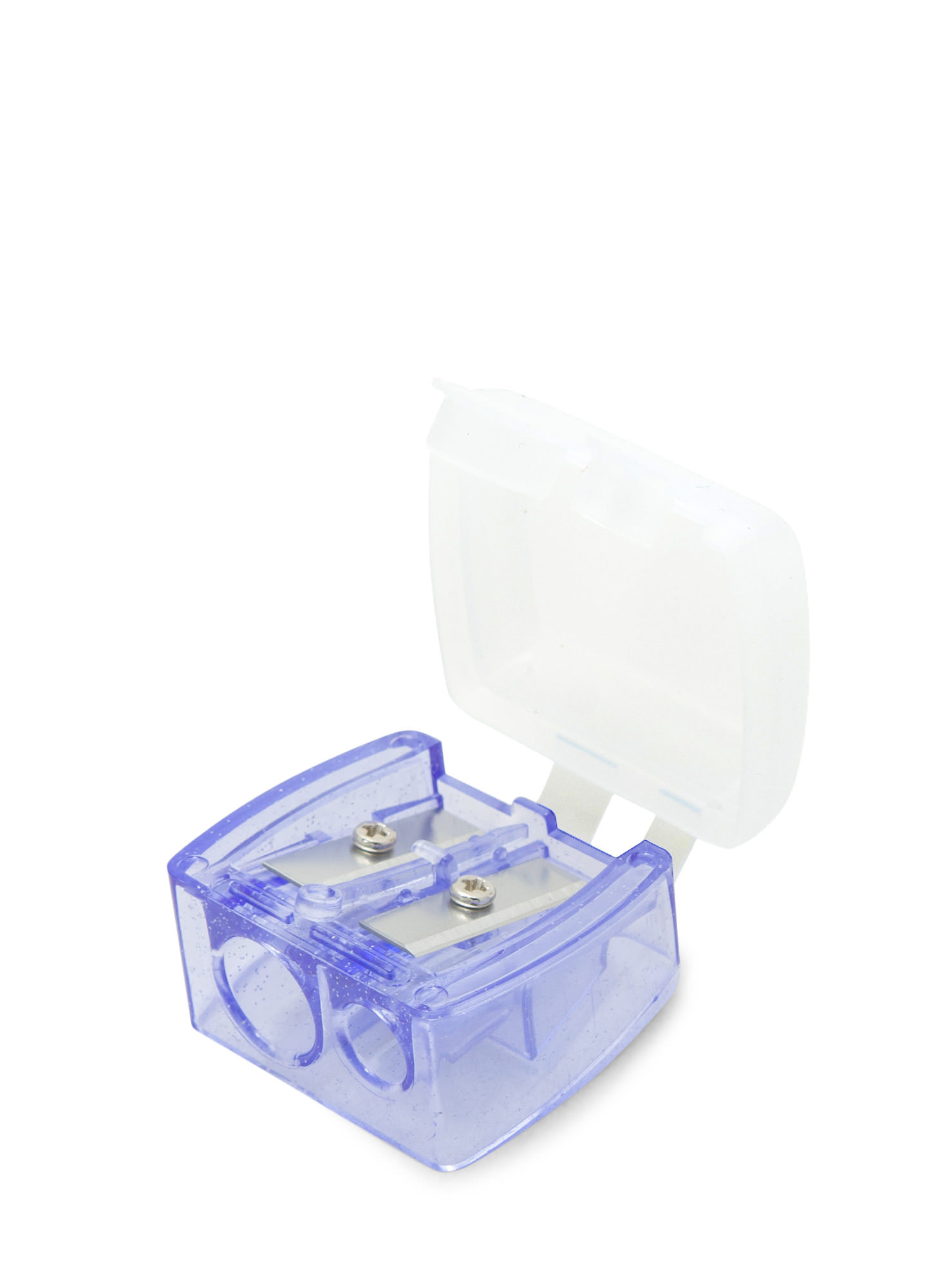 Cap It Off Pencil Sharpener PURPLE