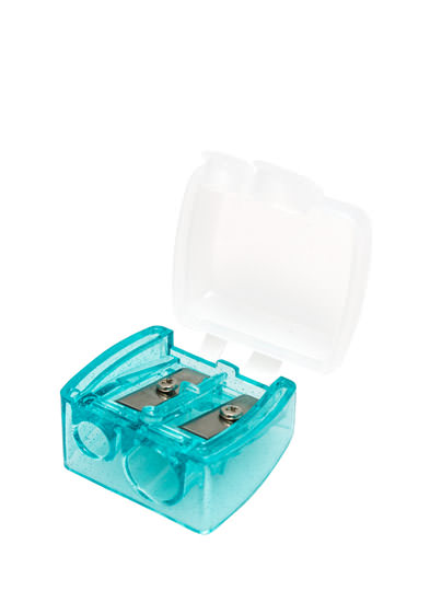 Cap It Off Pencil Sharpener TEAL