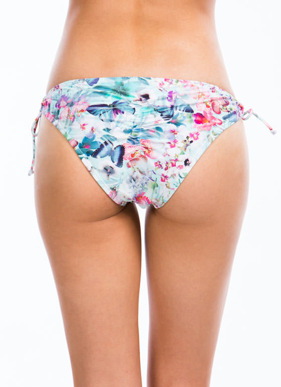 Butterfly Garden Brief Bottoms MINT (Final Sale)
