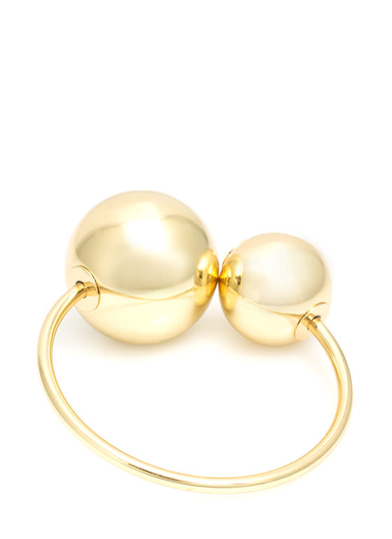 Double Orb Bracelet GOLD