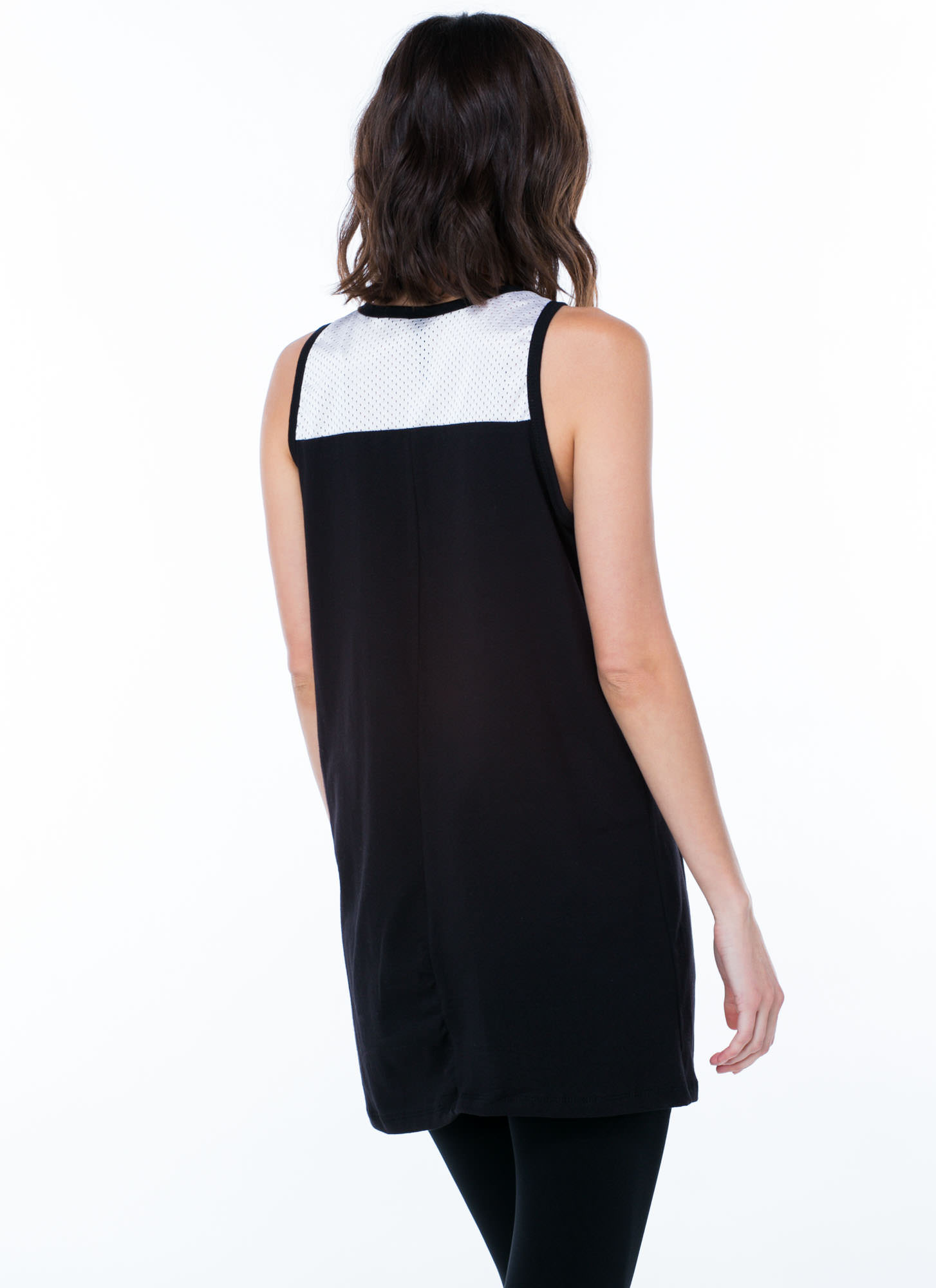 Good Sport 25 Jersey Dress BLACK