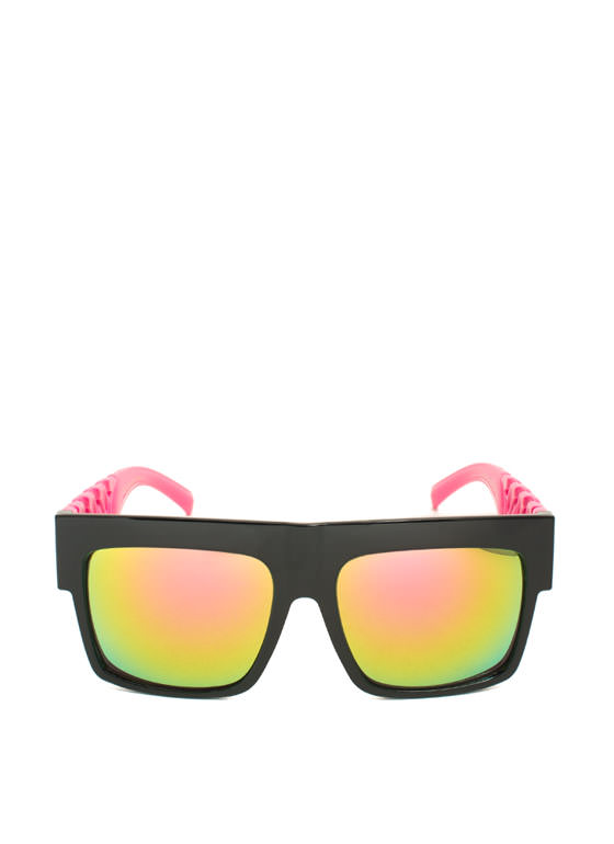 Never Chain-ge Sunglasses PINK