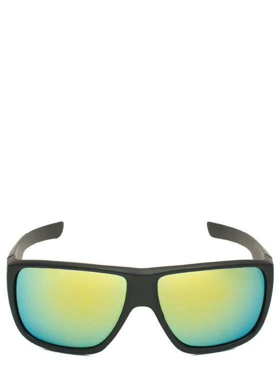 Color Me Perfect Sunglasses BLACKYLLW