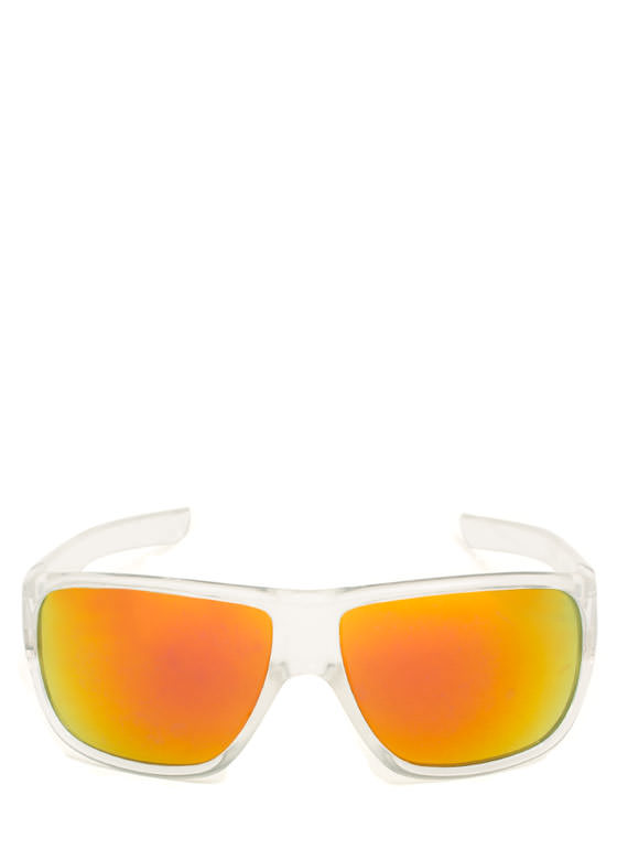 Color Me Perfect Sunglasses CLEAR