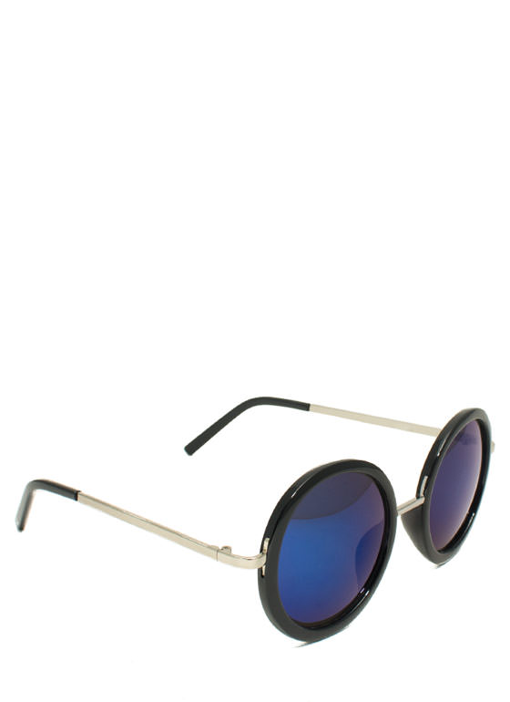 Round Of Applause Sunglasses BLACKBLUE