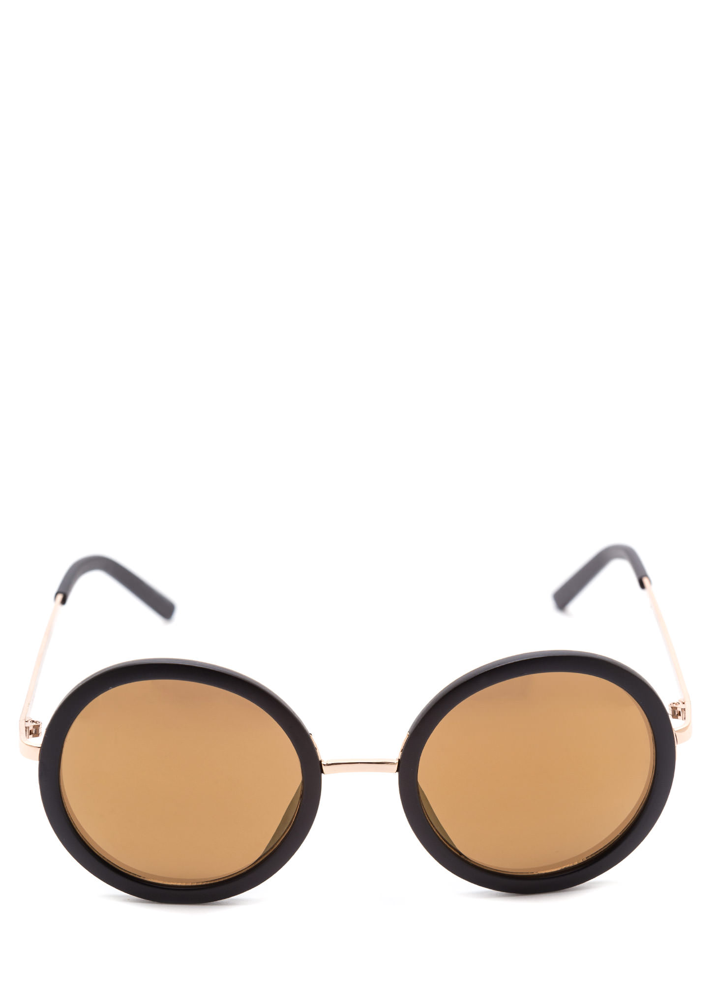 Round Of Applause Sunglasses BLACKBROWN