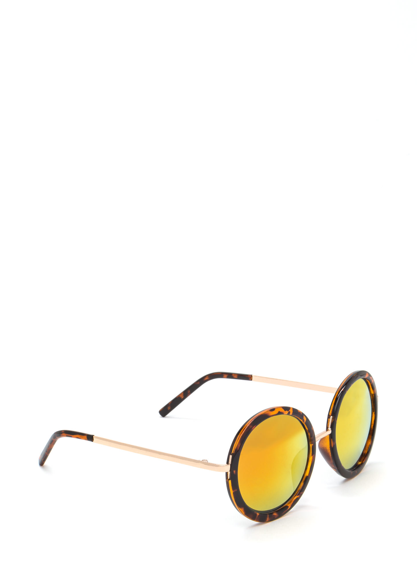 Round Of Applause Sunglasses ORANGETORT
