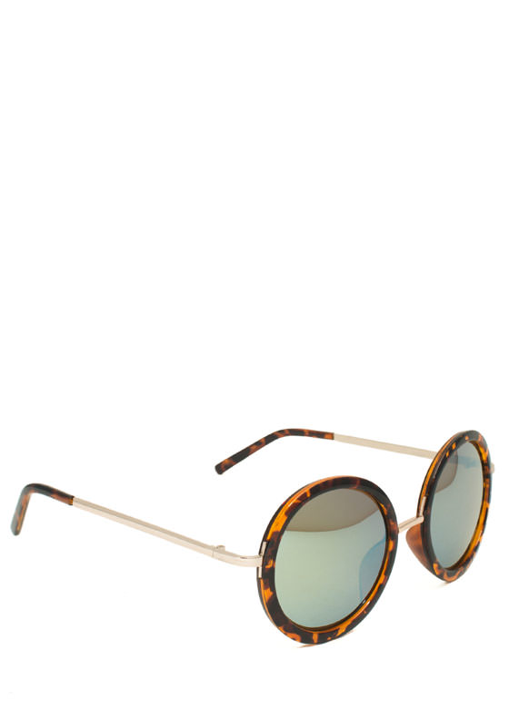Round Of Applause Sunglasses TORTGREEN