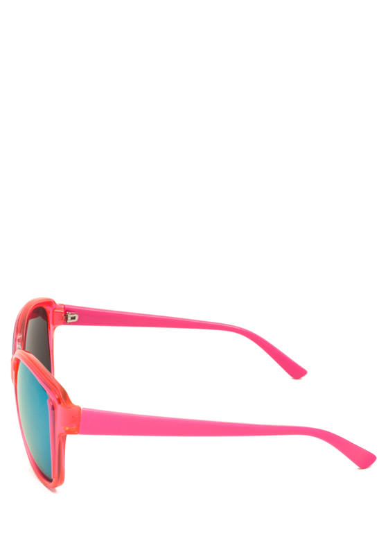 Pigment Stain Sunglasses PINK