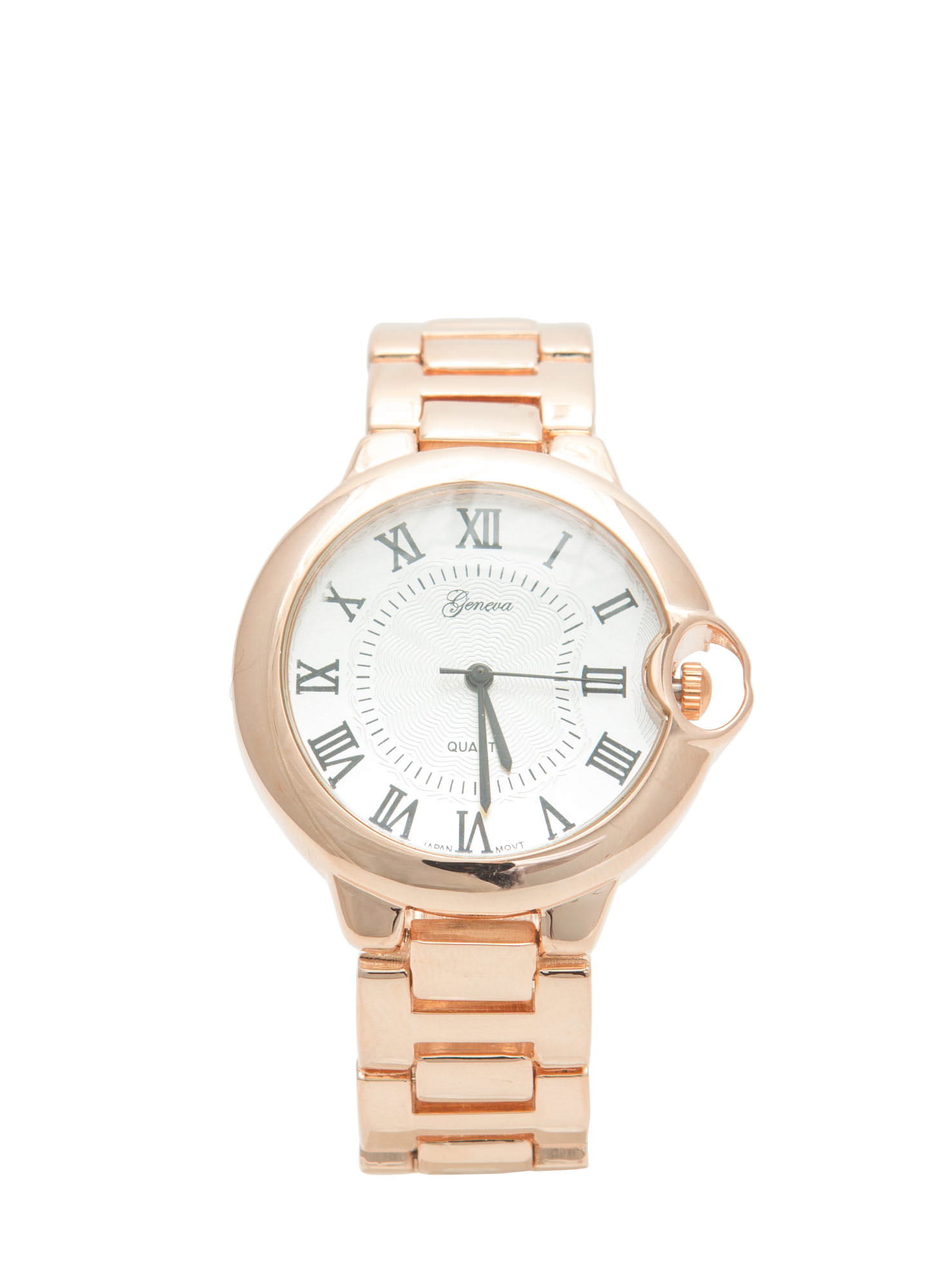 When In Rome Watch ROSEGOLD
