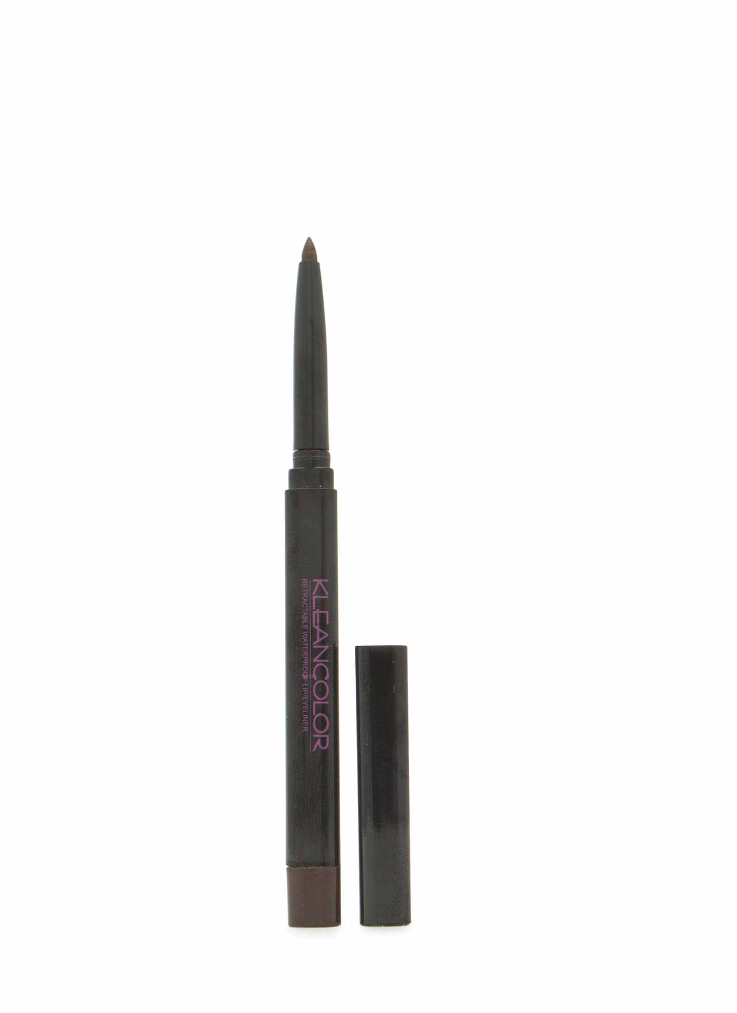 KleanColor Retractable Lip 'N Eye Liner DKBRWN