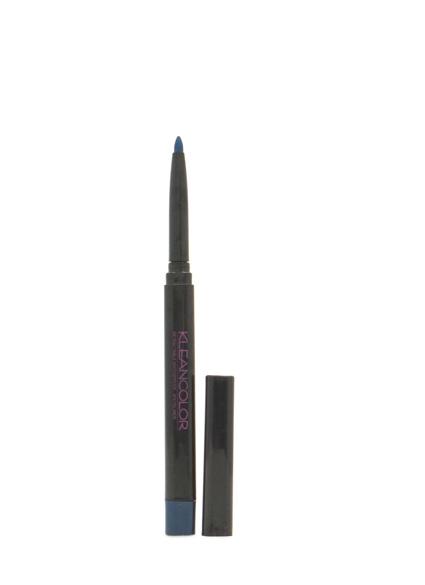 KleanColor Retractable Lip 'N Eye Liner ELECTRICBLUE
