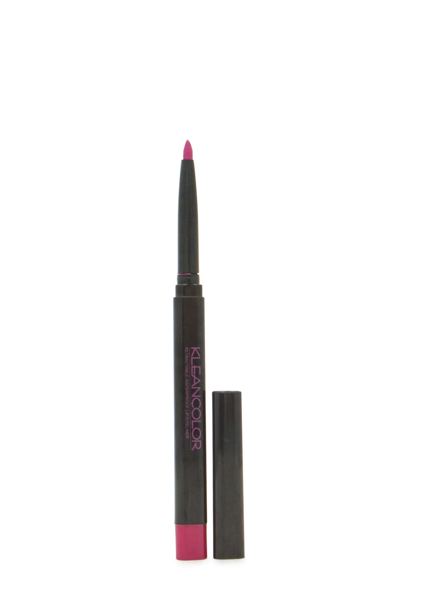 KleanColor Retractable Lip 'N Eye Liner FUCHSIA