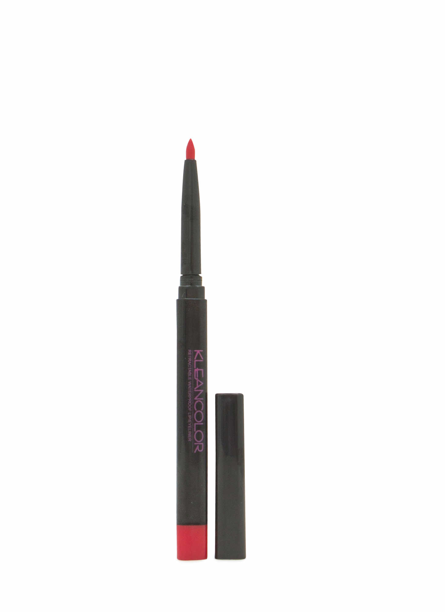 KleanColor Retractable Lip 'N Eye Liner HOTRED