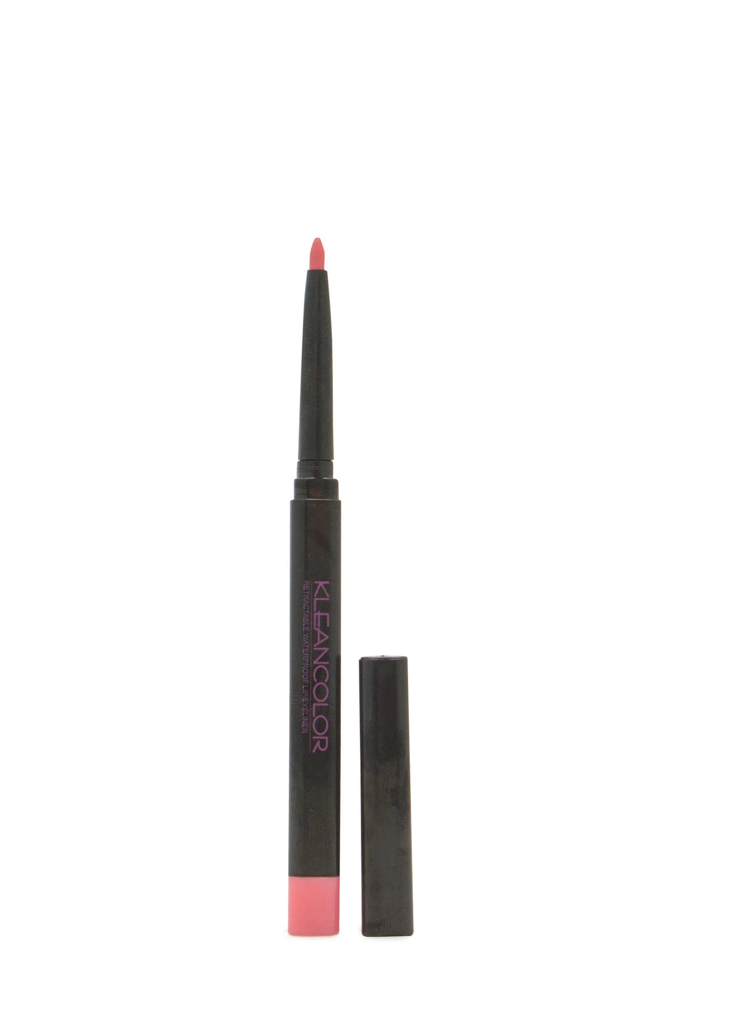 KleanColor Retractable Lip 'N Eye Liner ROSE