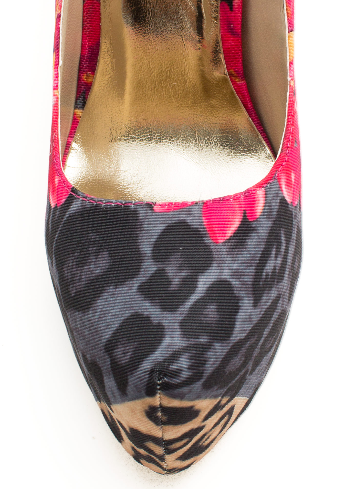 Tropical Wild Animal Platform Pump FUCHMULTI