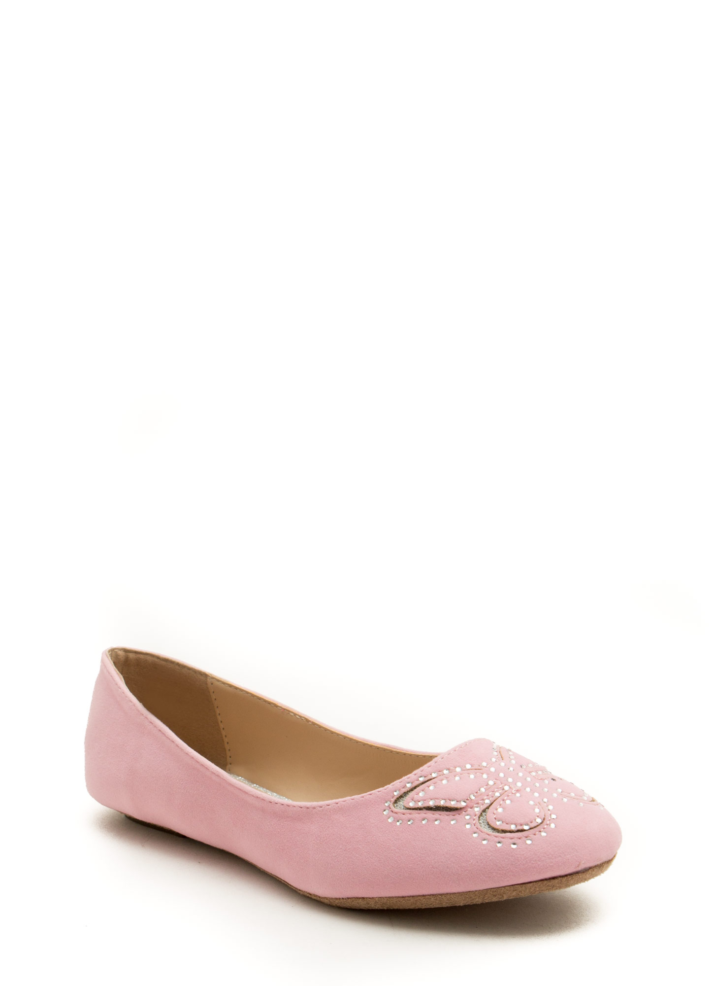 I'm So Butter-fly Flats PINK